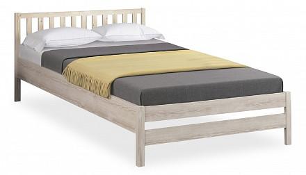 Кровать полутораспальная Массив 1200