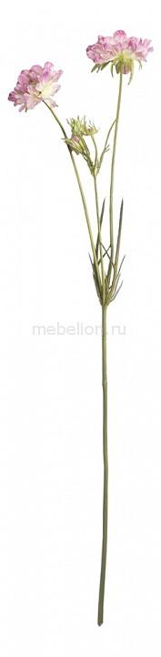 Цветок искусственный Home-Religion Цветок (80 см) Скабиоза 24001100 цветок искусственный home religion цветок 50 см лютик средний 58015100