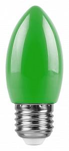 Лампа светодиодная [LED] Feron E27 1W K
