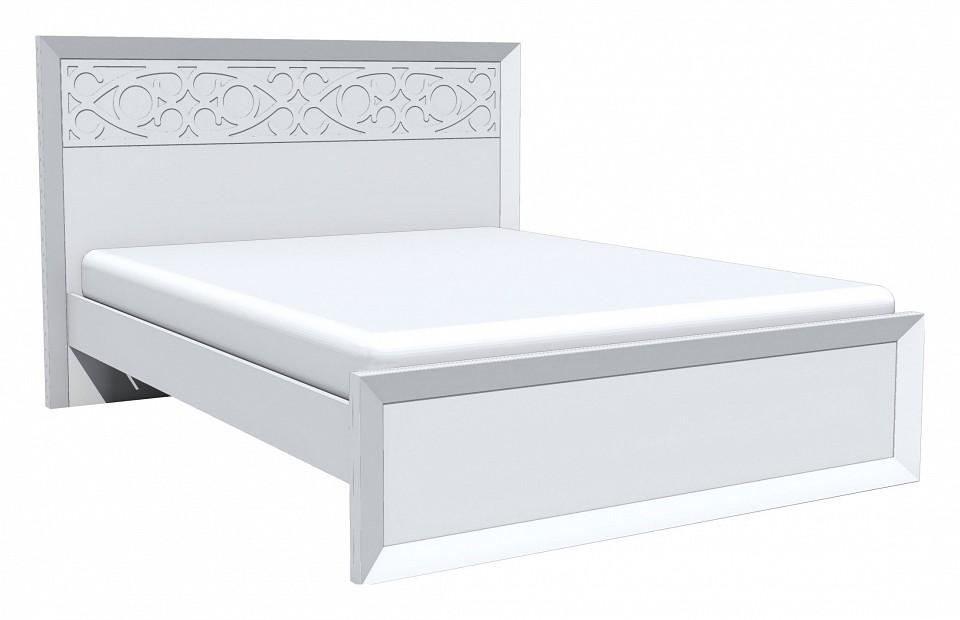 Кровать двуспальная Адель НМ 011.57