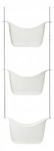 Органайзер для ванной (19х30 см) Bask 022360-670