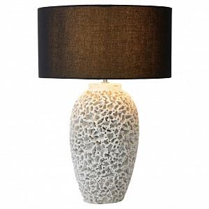 Настольная лампа с абажуром Reef LCD_34536_81_31