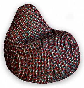 Кресло-мешок Гусиная Лапка Гобелен L