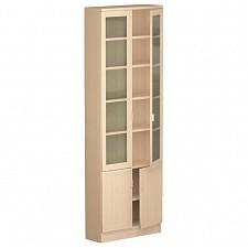 Шкаф книжный в-18 - купить в интернет магазине мебелион.ру. .