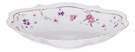 Чаша декоративная (31х21х6 см) Пасадена 274-920