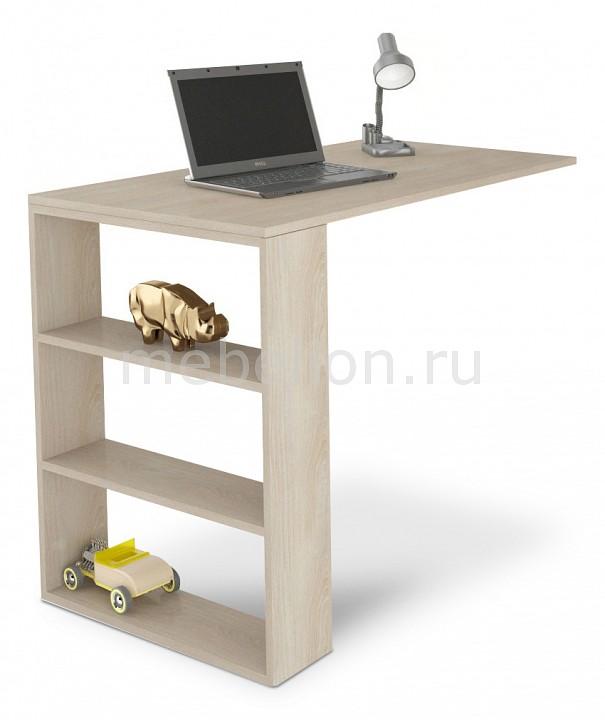Кухонный стол МФ Мастер MAS_MST-SSR-05-R-16DM от Mebelion.ru