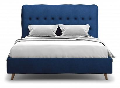 Кровать полутораспальная Bergamo 140 Lux Velutto 26