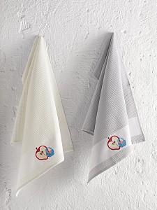Набор из 2 полотенец для кухни (45x65 см) Panier