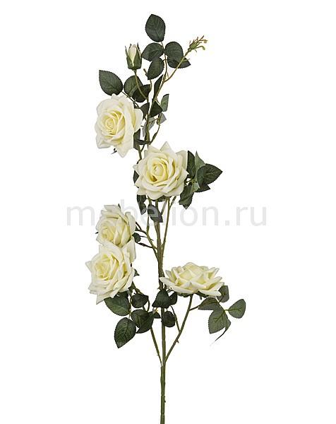 Цветок АРТИ-М (86 см) Роза 23-457 арти м 8х14 см серебряный цветок 167 121