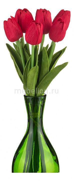 Набор из 9 цветов АРТИ-М (34 см) Тюльпан 23-296 панно арти м 31х36 см art 296 333
