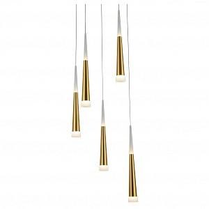 Светодиодный потолочный светильник 35 вт Рэй KL_6114-5A.33