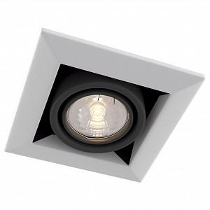 Встраиваемый светильник Metal DL008-2-01-W