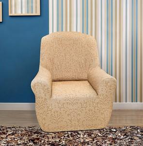 Чехол для кресла Богемия Беж