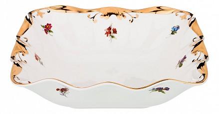 Чаша декоративная (26х26х7 см) Роял Жардин 779-331