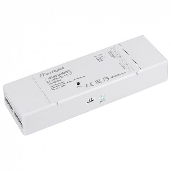 Контроллер-диммер Intelligent ZW-104-DIM-SUF (12-36V, 4x5A)