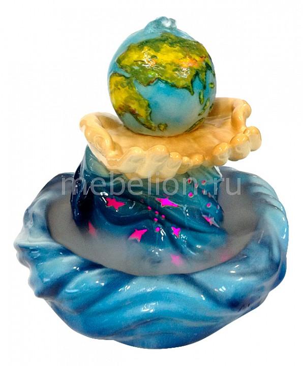 Фонтан настольный interier-ex (30х24 см) Живая вода Ф50 аквариумистика живая вода