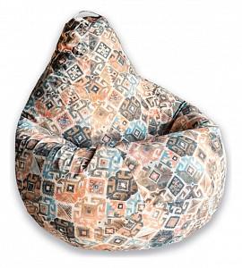 Кресло-мешок Ясмин Коричневое XL
