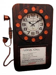 Настенные часы (53x5x69см) Galaxy DA-006 Black