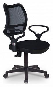 Кресло компьютерное Бюрократ CH-799AXSN черное