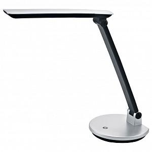 Настольная лампа офисная TLD-512 Silver/LED/550Lm/4500K/Dimer