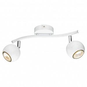 Спот 2 лампы Piatto AR_A6251PL-2WH