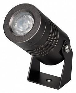 Наземный низкий светильник KT-RAY-COLOR-R42-6W RGB (DG, 25 deg, 12V) 028916