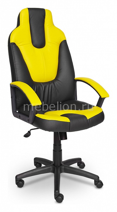 Кресло компьютерное Neo 2 черный/желтый