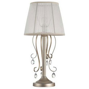 Настольная лампа декоративная Simone FR2020-TL-01-BG