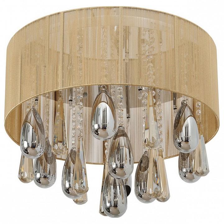 Купить Накладной светильник Жаклин 2 465010409, MW-Light
