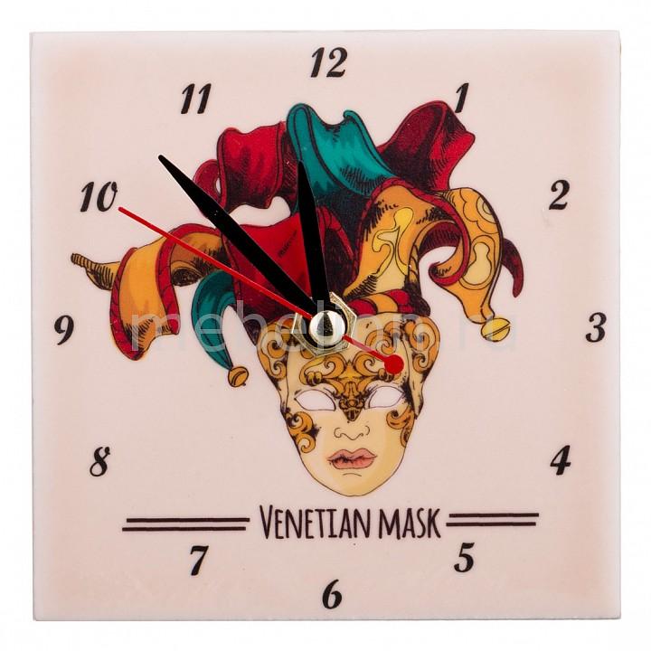 Настольные часы АРТИ-М (10x10 см) Арлекин 354-1218 арлекин