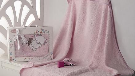 Полотенце детское (90x90 см) Bambino-Slon