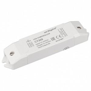 Контроллер-регулятор цвета RGB CT309 (12-24V, 108-216W)
