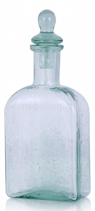 Бутылка декоративная Home-Philosophy (29 см) Uminter 122370 бутылка декоративная home philosophy 29х8х35 см carina f58802
