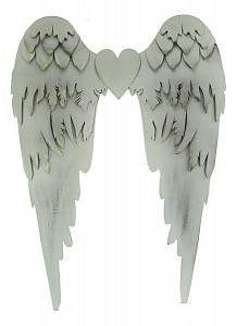 Фигура настенная (51х70 см) Крылья 9810