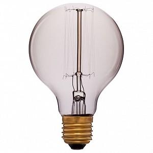 Лампа накаливания G80 E27 220В 40Вт 2700K 051-972а