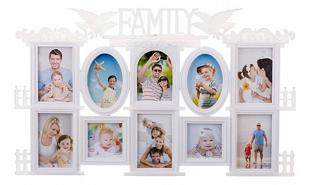 Мультирамка (71х42х2 см) Family  596-201