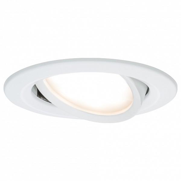 Комплект из 3 встраиваемых светильников Palio 93864