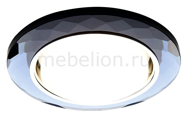 Встраиваемый светильник Ambrella AMBR_G8077_BK от Mebelion.ru