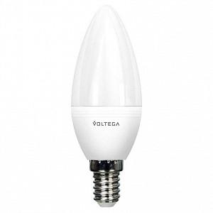 Лампа светодиодная [LED] OEM E14 6W 2800K