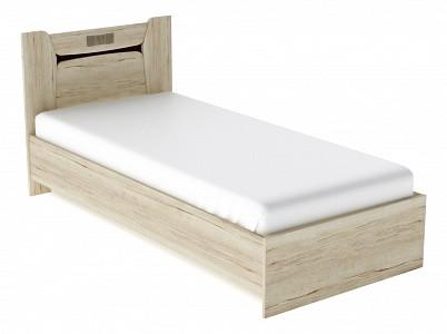 Кровать односпальная Мале