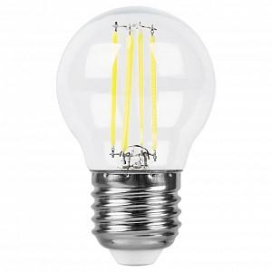 Лампа светодиодная E27 220В 5Вт 2700 K LB-61 25581