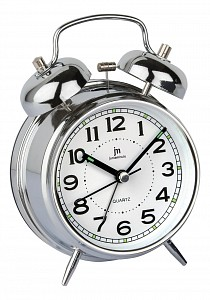 Настольные часы (9x13 см) Lowell JA7040C