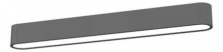 Накладной светильник Soft Gaphite 6990