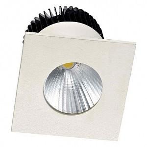 Встраиваемый светильник DL18572/01WW-White SQ Dim