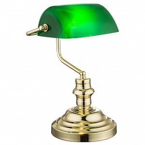 Настольная лампа офисная Antique 2491K