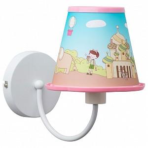 Светильник mw Light для детской Улыбка 9 MW_365025501