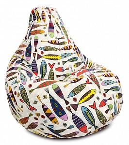 Кресло-мешок Рыбки 2XL