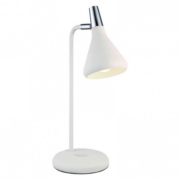 Настольная лампа офисная Ciclone A9154LT-1WH Arte Lamp  (AR_A9154LT-1WH), Италия