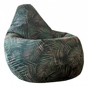 Кресло-мешок Тропики Велюр L