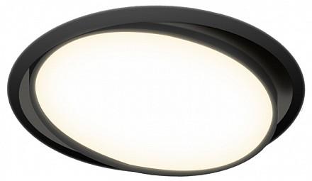 Встраиваемый светильник DL18813 DL18813/15W Black R